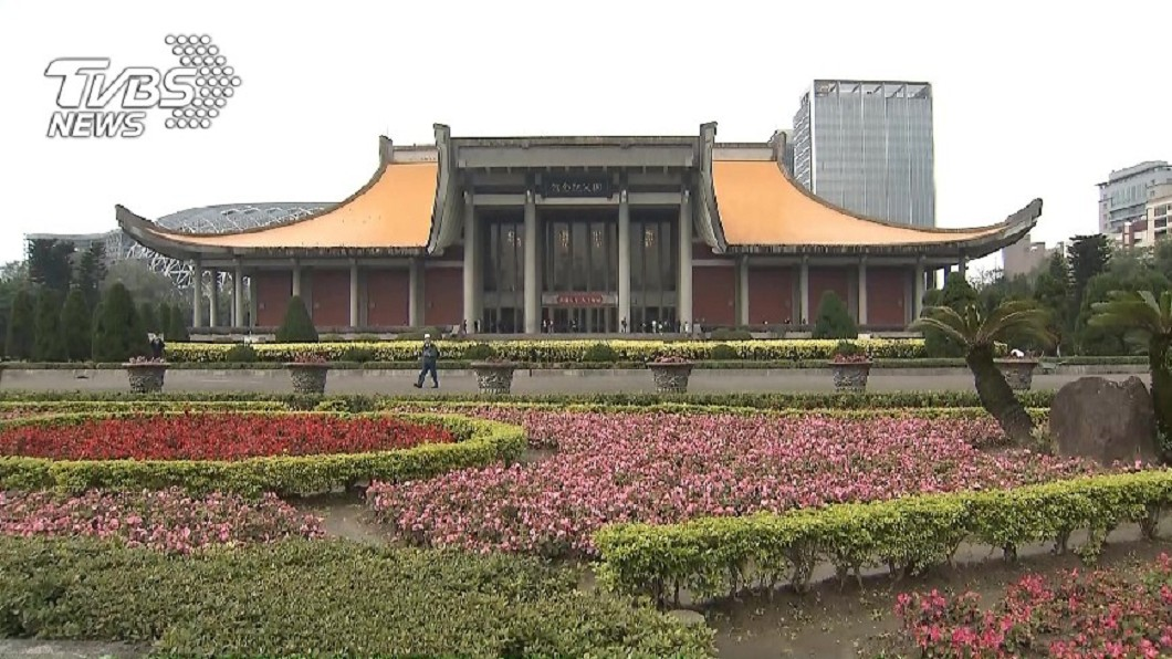國父紀念館的翠湖步道更是隱藏版好位子。圖/TVBS資料畫面