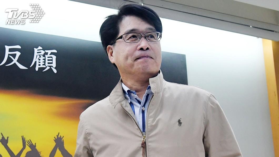 圖/中央社 快訊/游盈隆宣布退出民進黨 六大理由劍指掌權派