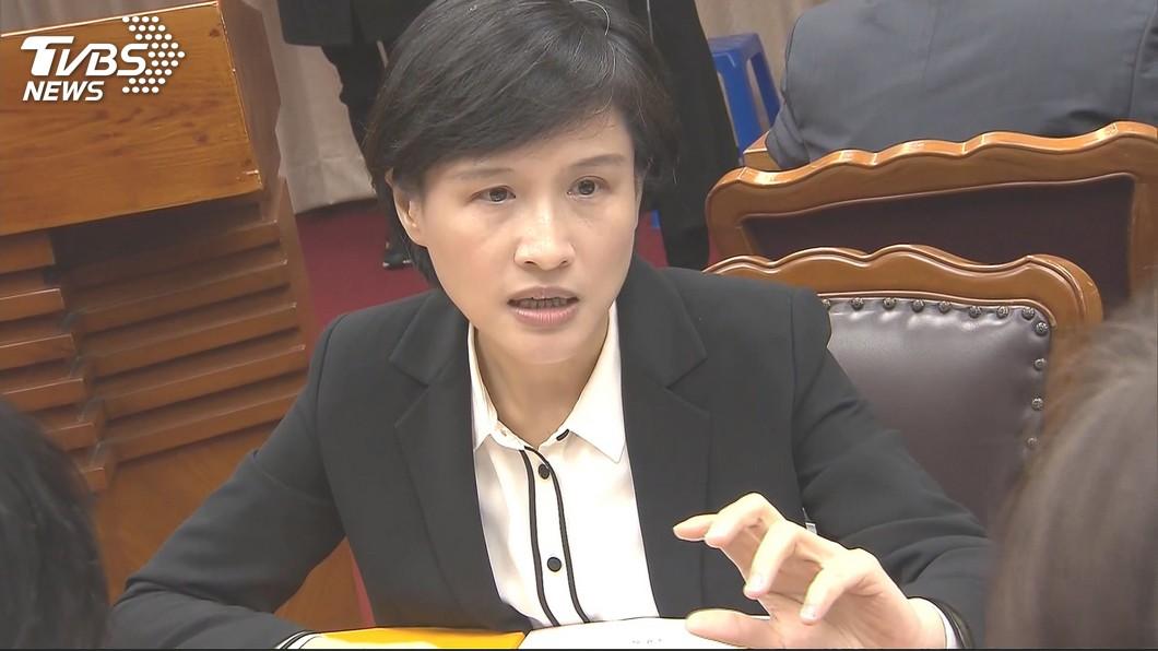 圖/TVBS 找上文化部老下屬 蘇貞昌挽回鄭麗君留任