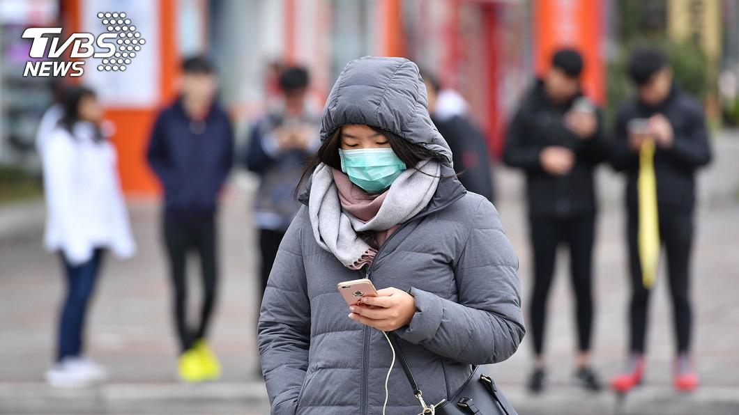 圖/中央社 「無雲等於沒鍋蓋」全台刷新今年入冬低溫 達寒流等級!