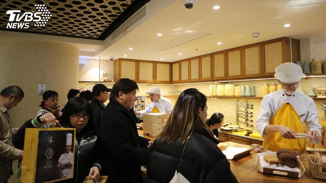 圖/中央社 上海店開幕吳寶春神隱 2019將再開第2家店