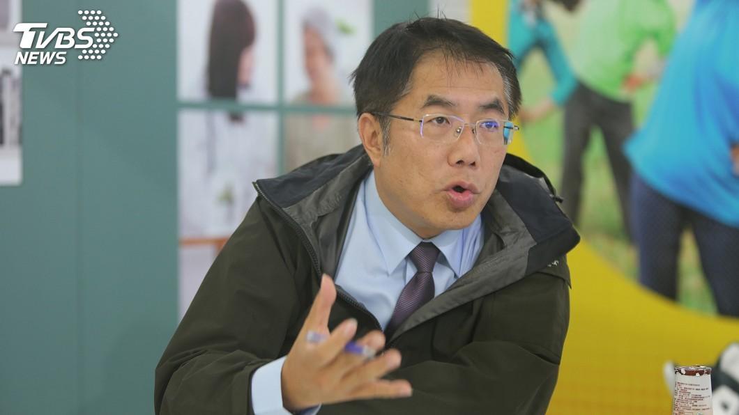圖/中央社 民進黨角逐正副議長失利 黃偉哲:台南府會要合作