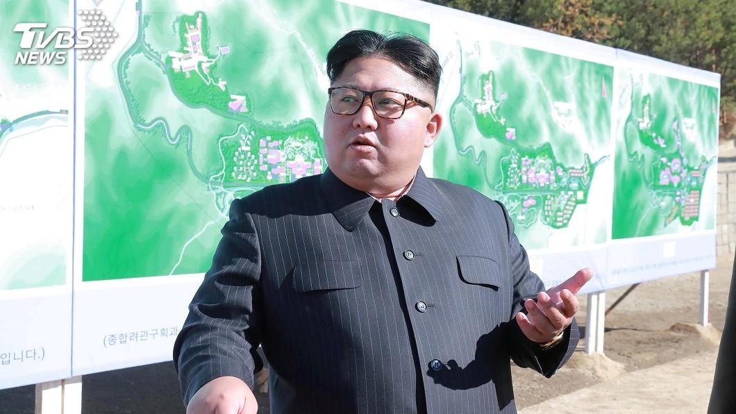 圖/達志影像路透社 平壤拒絕單方面放棄核武 籲美先行停止核威脅