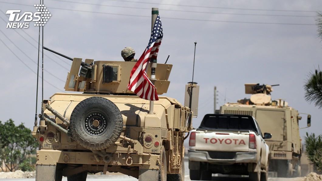 圖/達志影像路透社 美軍撤離敘利亞 恐對地緣政治帶來5大衝擊