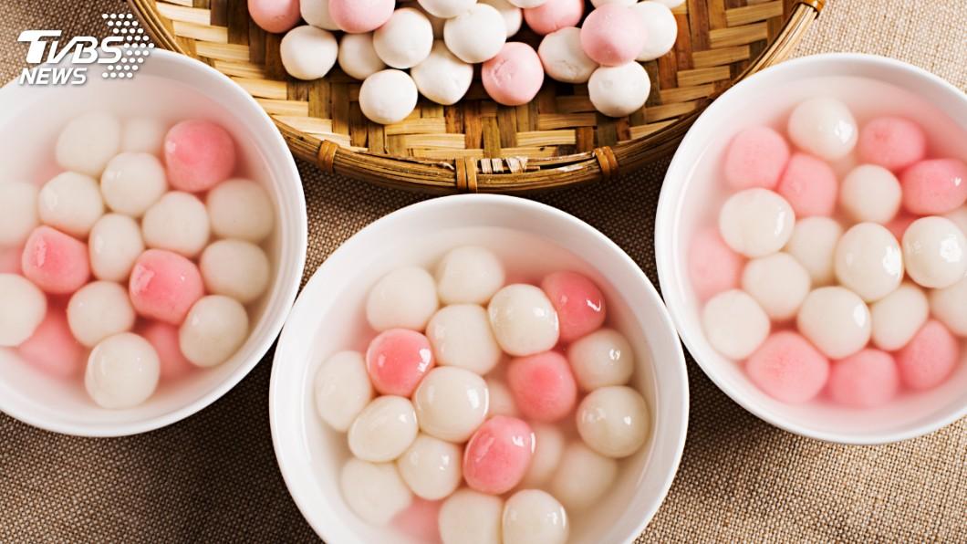示意圖/TVBS 小孩別吃紅色小湯圓! 「這樣煮」避免防腐劑下肚