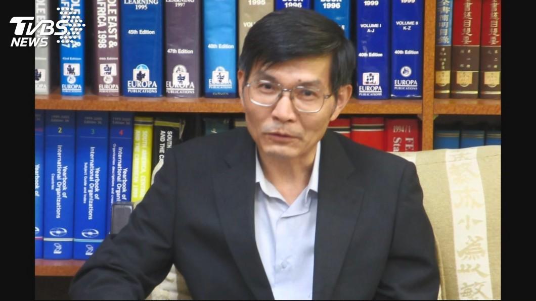 圖/TVBS資料畫面 網軍害死外交官 蘇啟誠家人:現在說什麼都沒用了