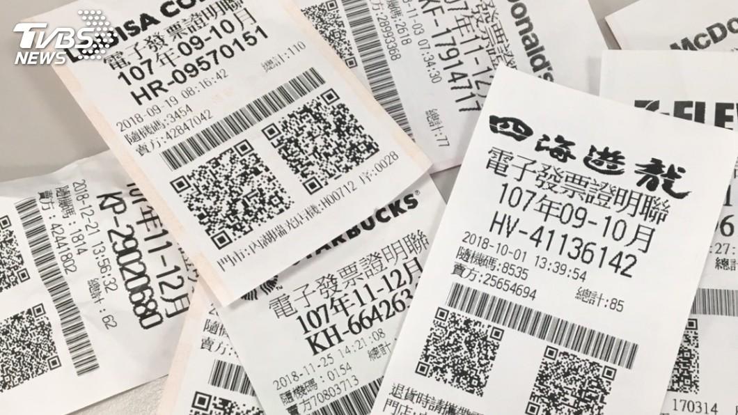 示意圖/TVBS 郵局發票兌獎到28日!哪些據點可換看「這張圖」秒懂
