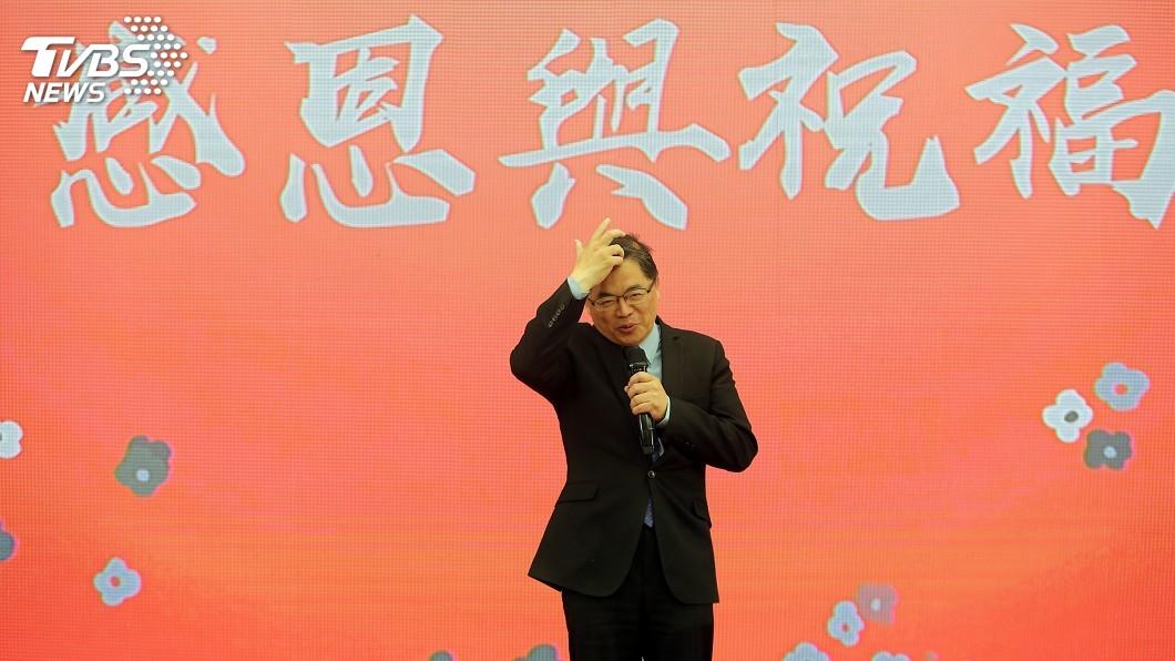 圖為前台南市代理市長李孟諺。圖/中央社 颱風夜睡車上應變 李孟諺溫和有禮將入閣
