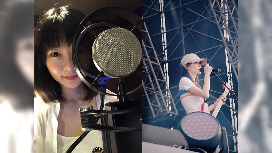 圖/翻攝自洪安妮、鄭宜農臉書 出落凡塵、遺世獨立!那些唱出呼吸的「自光系」女歌手