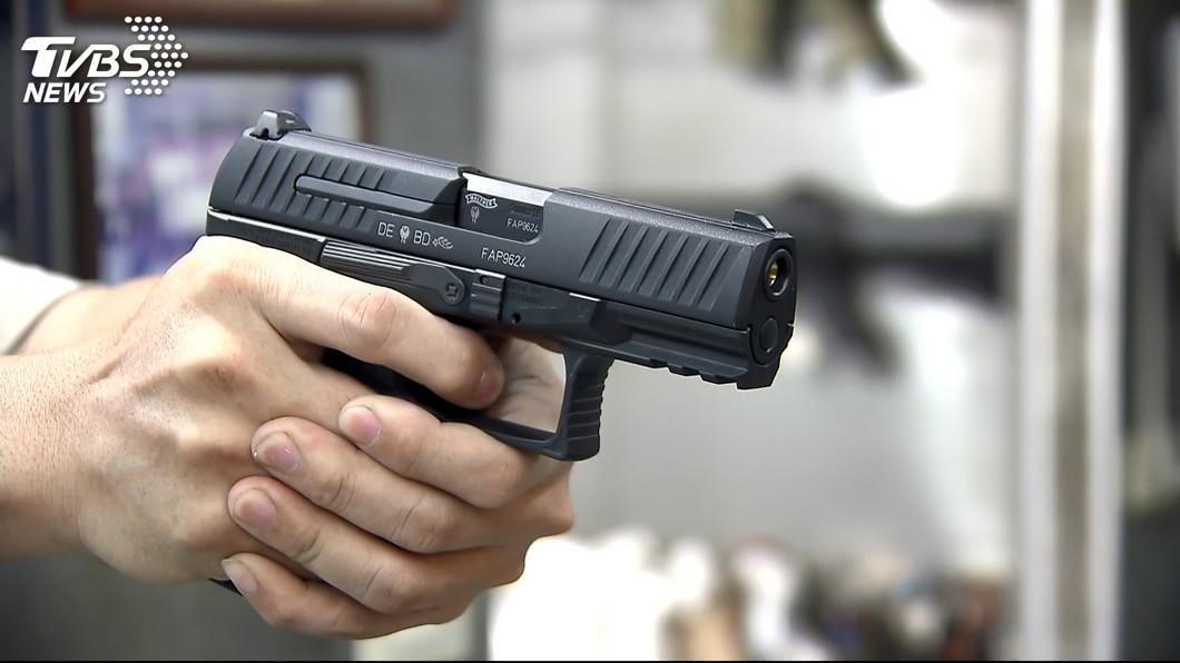 示意圖/TVBS 男私藏槍枝 為「這件事」自首獲判免刑