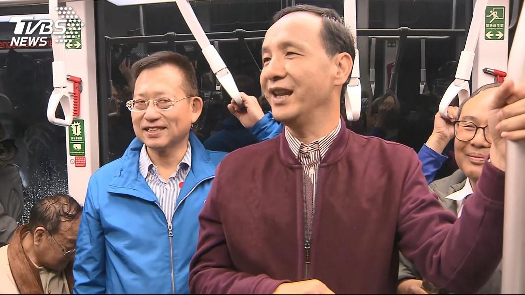 圖/TVBS 朱宣布選總統!命理師曝「殺破狼運」大好 最大障礙是他