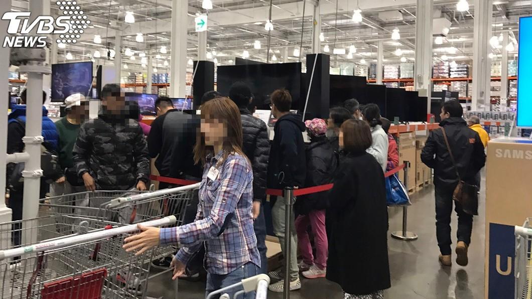 不少人每次到這樣的商場百貨時,第一件事情就是要找廁所。(示意圖/TVBS)
