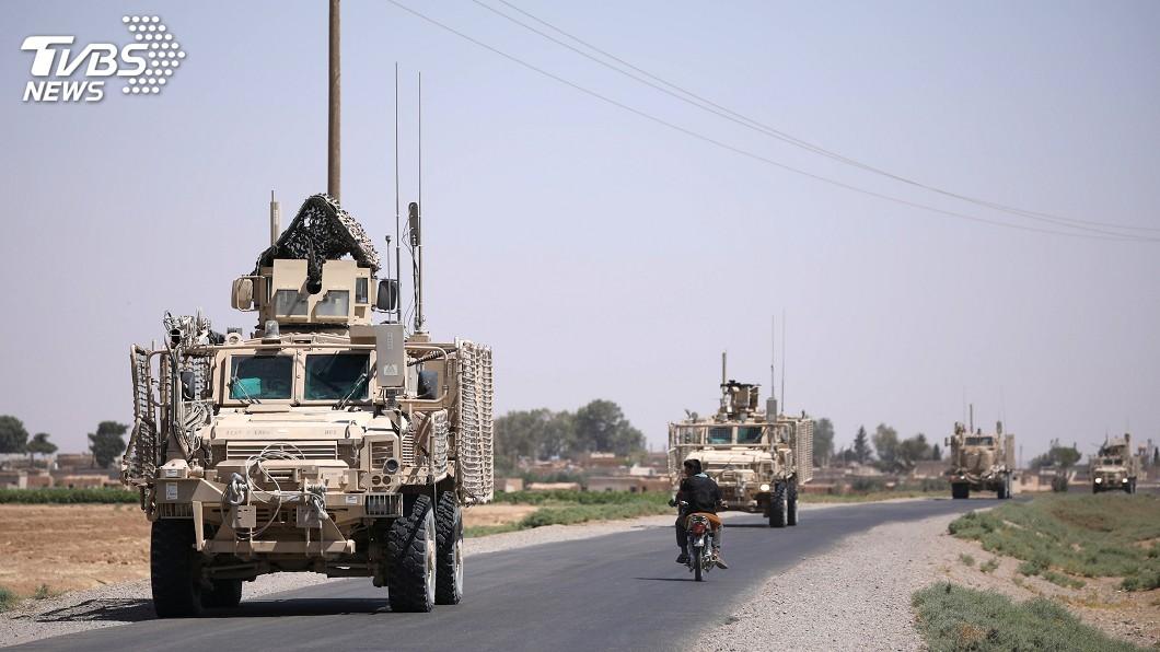 圖/達志影像路透社 撤軍敘利亞來真的 美國防部簽令近期展開行動
