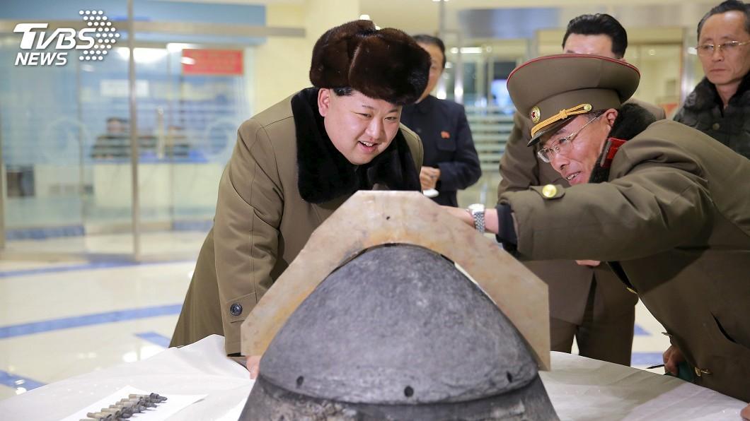 圖/達志影像路透社 美與北韓非核化談判 韓媒:期限至明年3月