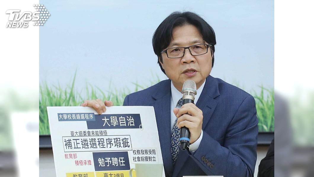 圖/中央社 放行管案前 葉俊榮曾致電柯志恩:做了勇敢的決定