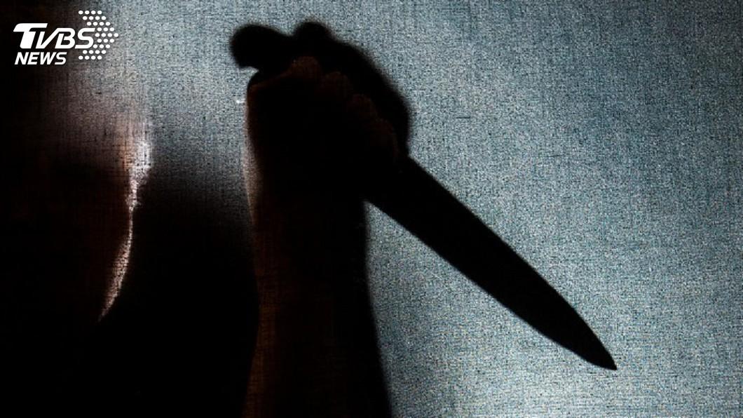 示意圖,與本事件人物無關。圖/TVBS資料畫面 男友房內傳「女聲」死不開門!女星爆氣拿刀砍門