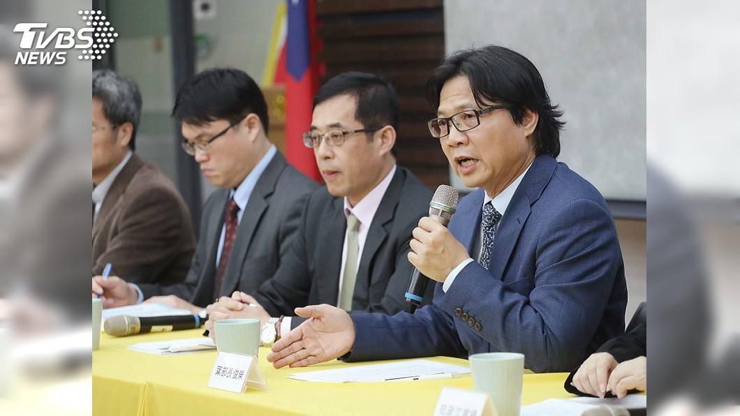 圖/中央社 同意管中閔上任 葉俊榮「簡訊」通知賴清德