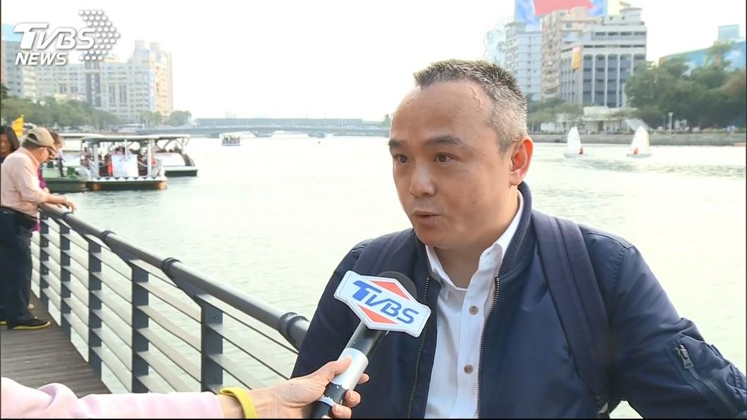高雄市觀光局長潘恆旭。圖/TVBS資料畫面
