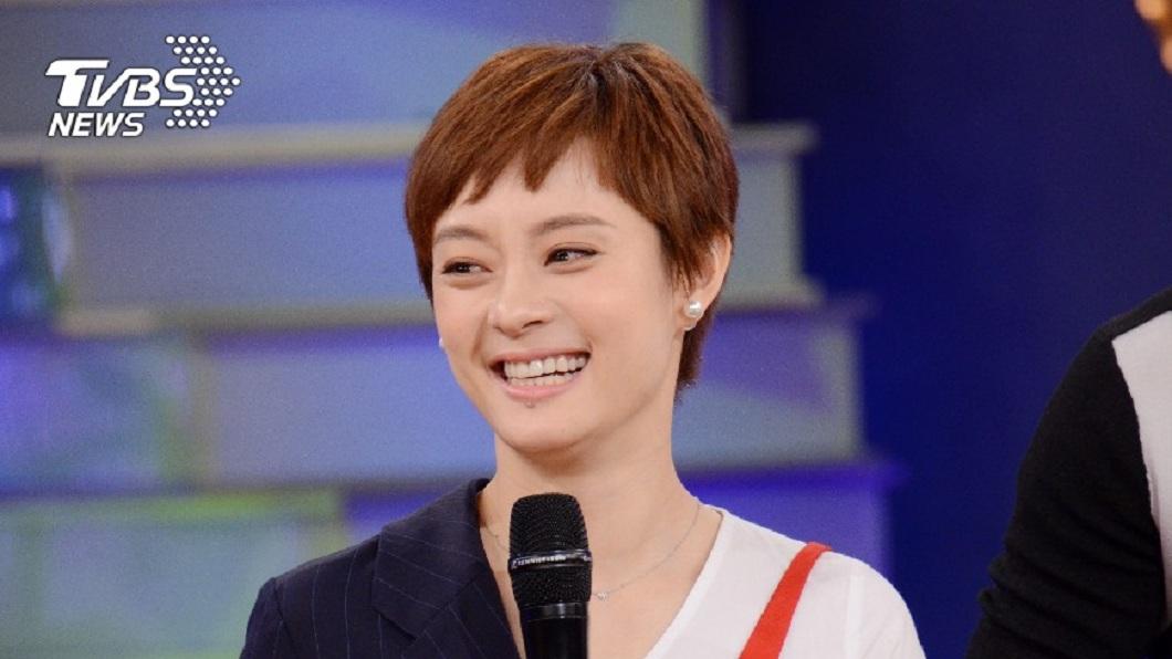 大陸女星孫儷和丈夫鄧超結婚7年,育有一對兒女。(圖/TVBS) 參加兒學校活動…女星餓到受不了 吃小學生剩菜充飢