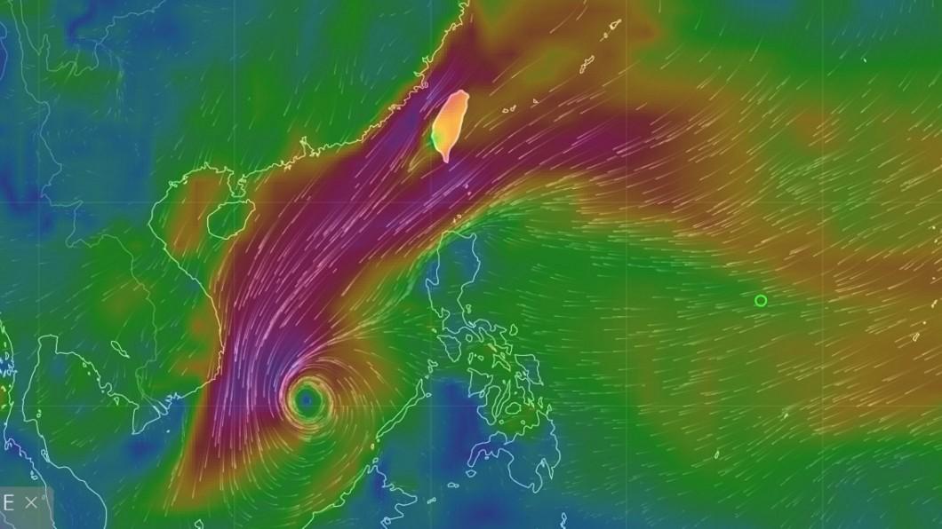 第30號颱風「帕布」有機會生成,31日恐干擾跨年。圖/中央氣象局 有颱風!「帕布」恐生成襲跨年 連假濕涼不排除下雪