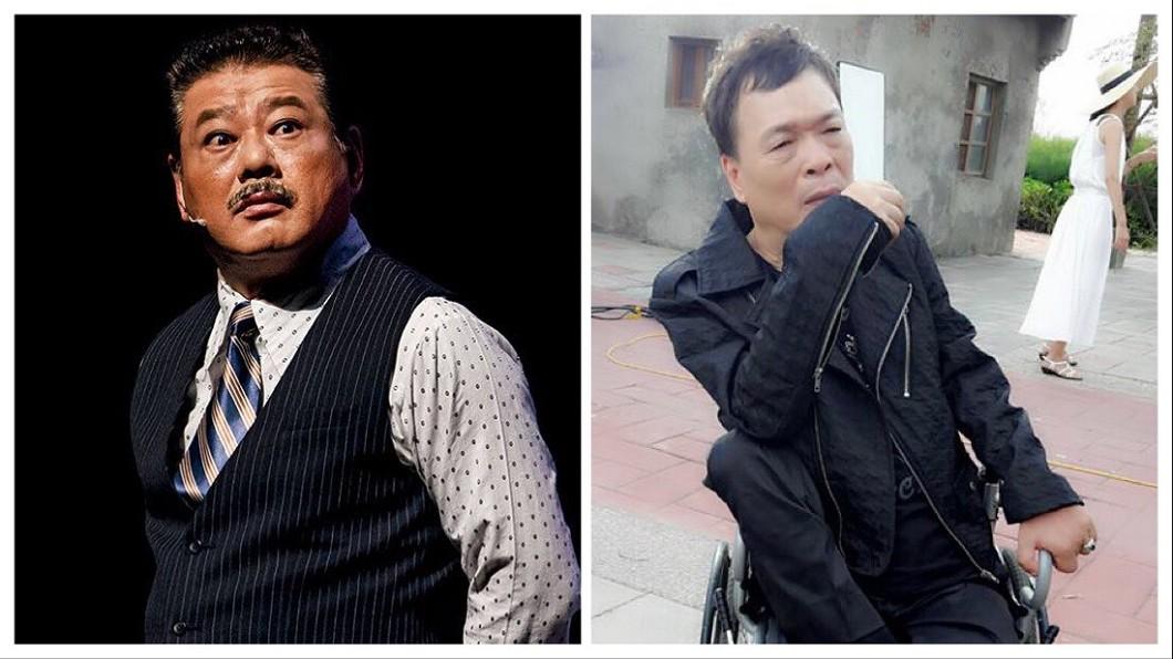 圖/翻攝自阿吉仔、金枝演社劇團臉書 5年前高人指點「安迪有大劫難」 他感嘆:沒想到是這樣