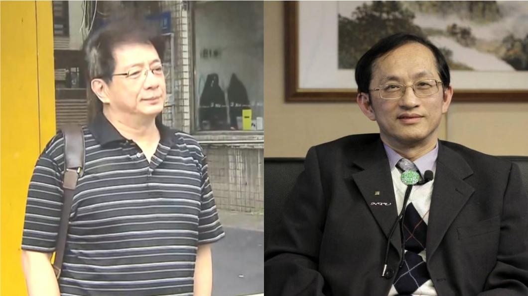 圖/TVBS、吳瑞北臉書 管中閔任台大校長 吳瑞北不滿向法院聲請假處分