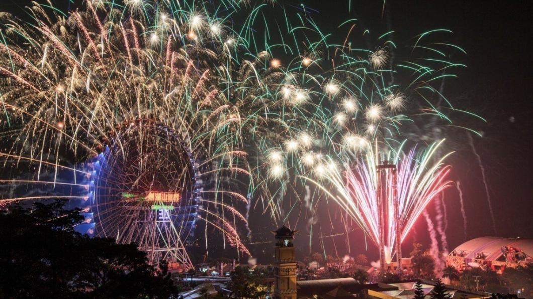 圖/劍湖山世界提供 12歲以下免費、門票5折!4大樂園連假優惠看這