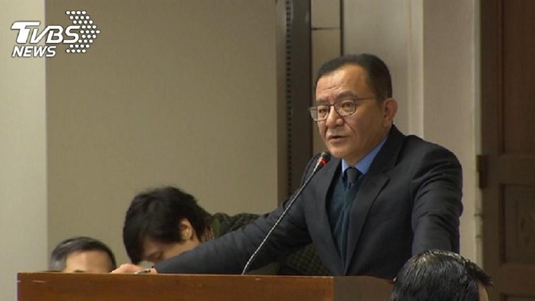 圖/TVBS資料畫面 涉貪判刑將入獄 高志鵬聲請延緩執行