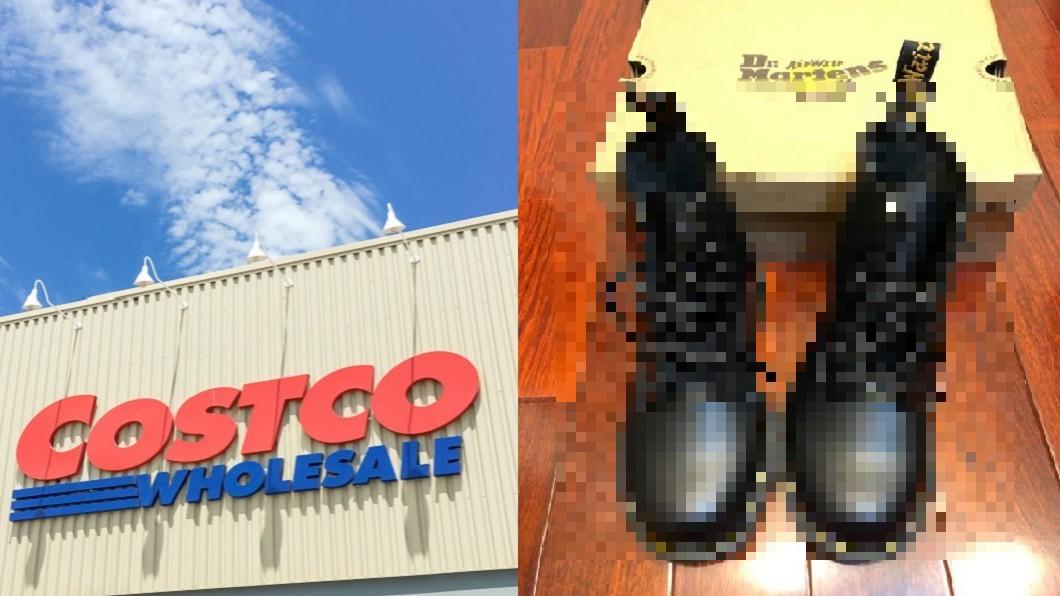 圖/VBS、翻攝Costco好市多 商品經驗老實說 搶到好市多最後一雙夯鞋 他回家開箱悲劇了
