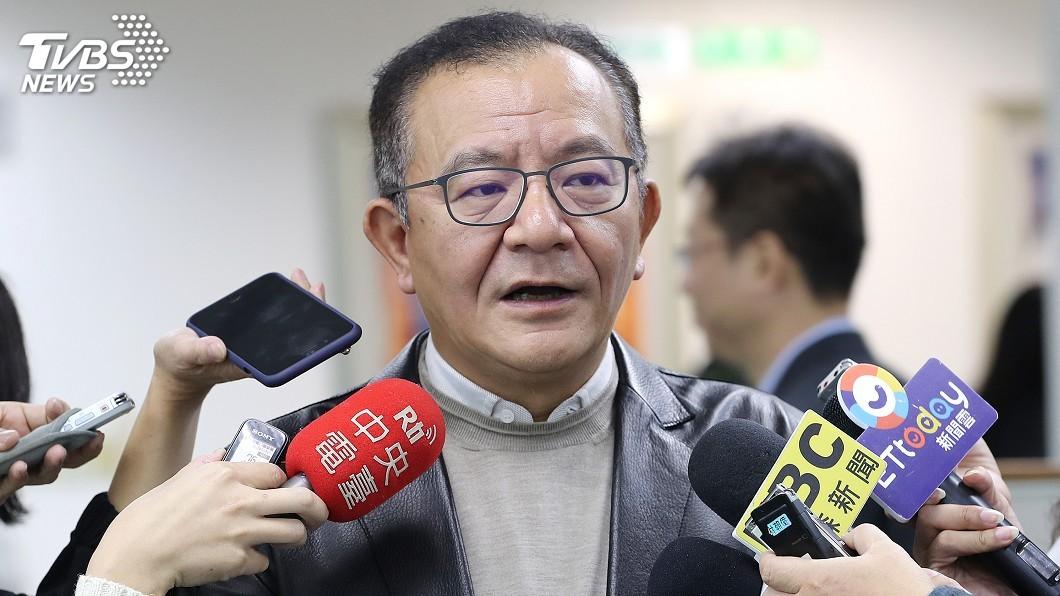 圖/中央社 高志鵬涉貪 判刑4年6月須坐牢