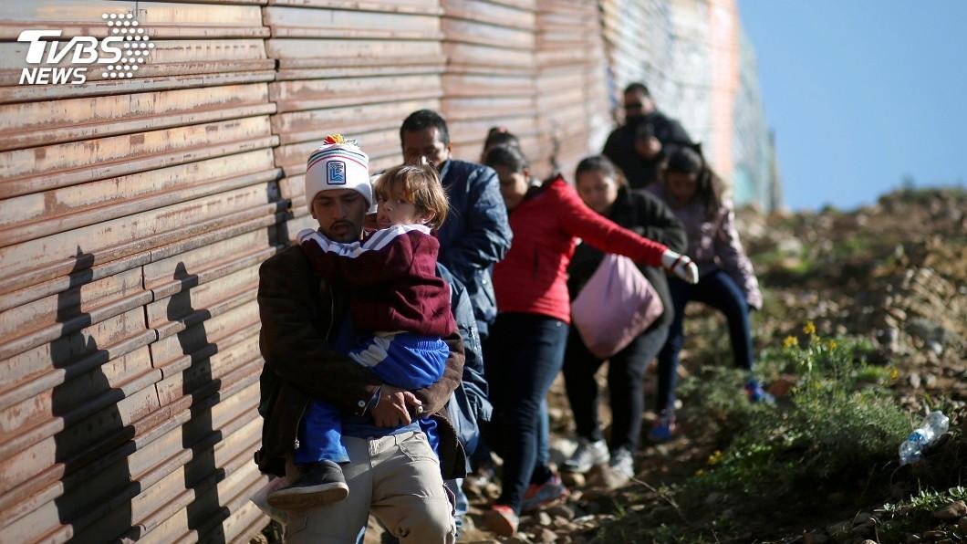 圖/達志影像路透社 本月2移民童喪命 美對所有拘留童進行健康檢查