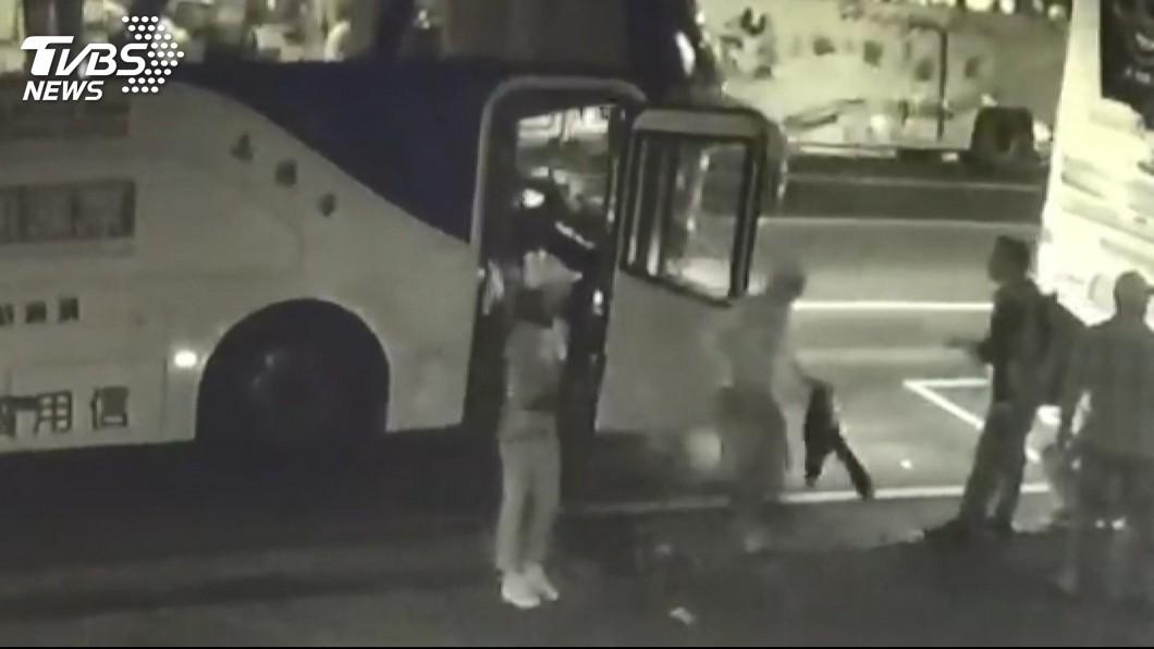 圖/TVBS 越南客集體脫逃案 91人到案57人失聯
