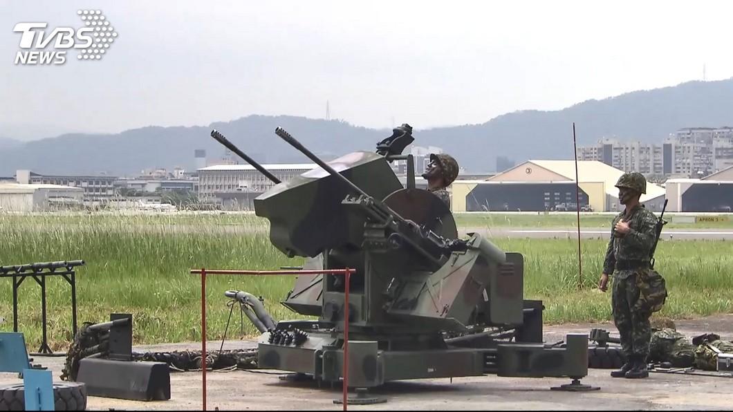 (圖/TVBS) 軍事訓練役期 國防部:若延長將影響志願役員額