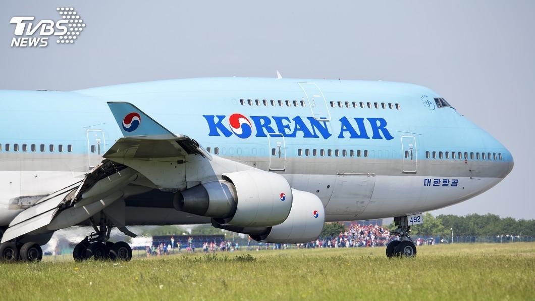 示意圖/TVBS 日韓關係惡化! 大韓航空宣布停飛或減班日韓航線