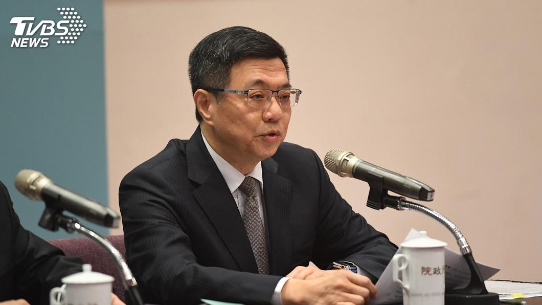 圖/中央社 卓榮泰:年金改革絕對是正確方向