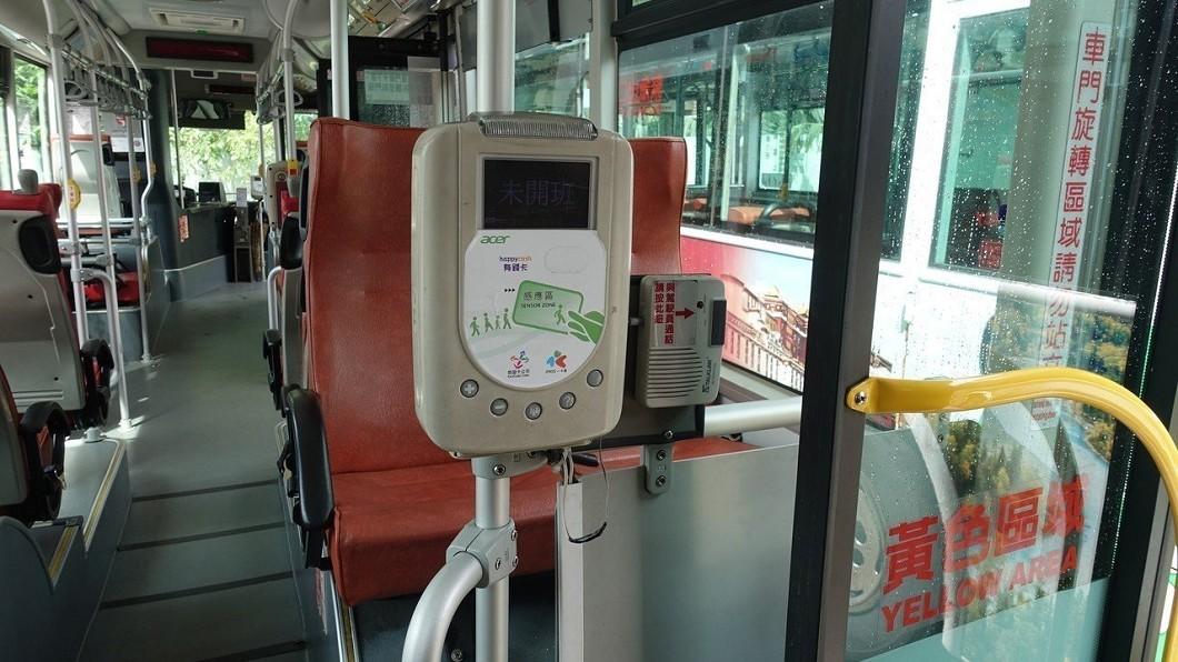 示意圖/翻攝自新北市交通局 雙北7月起上下公車皆刷卡 北市府:對速度影響不大