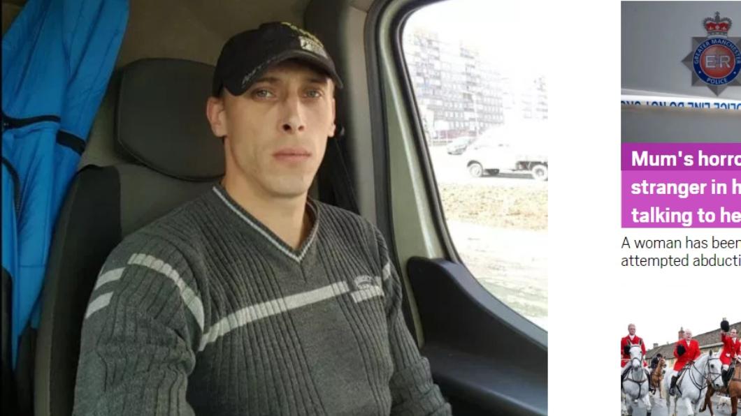 盧德米拉42歲的兒子。圖/翻攝自Metro