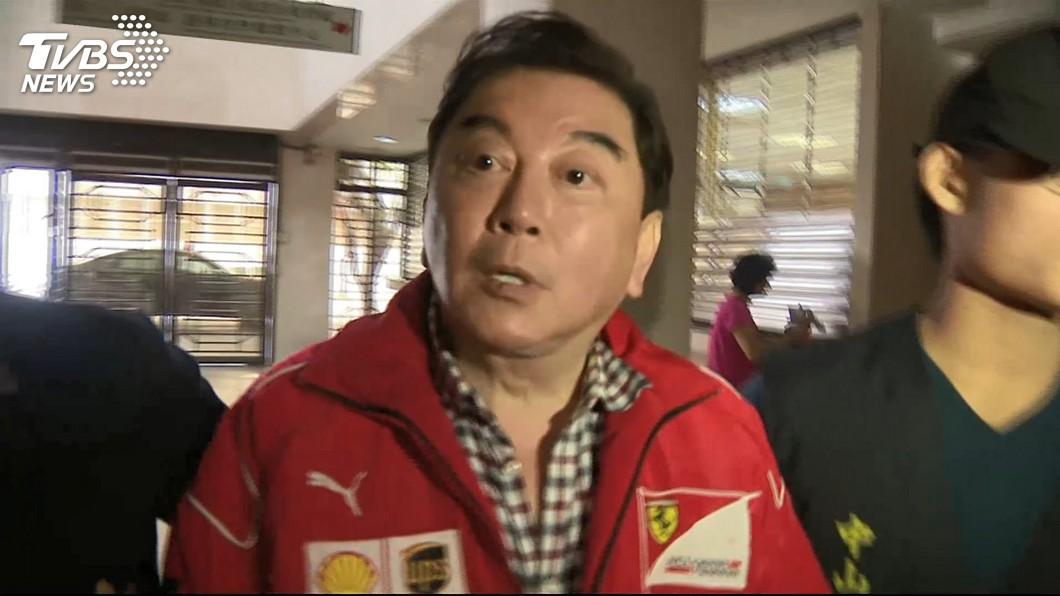 圖/TVBS 高國華吃薑母鴨涉酒駕 北檢聲請簡易判決
