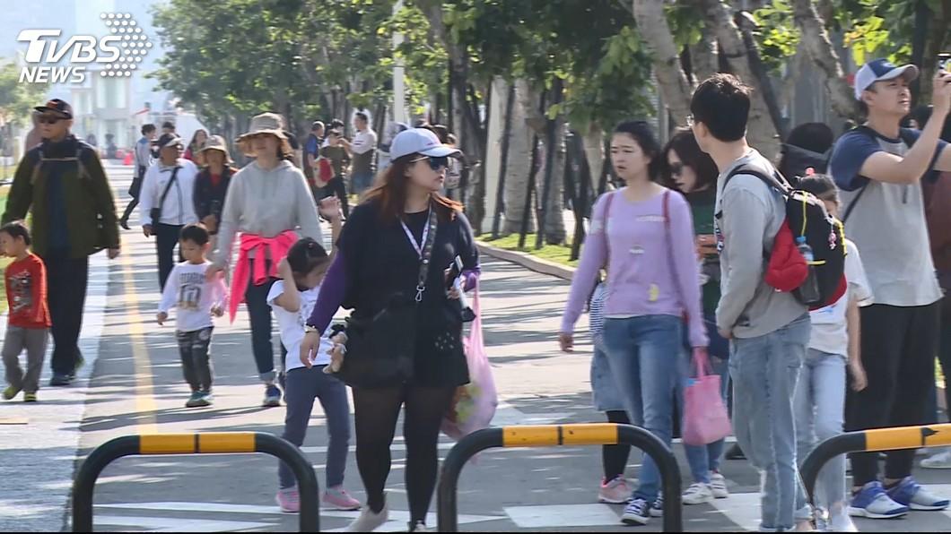圖/TVBS 國旅補助成常態 林佳龍:讓在地人引以為豪