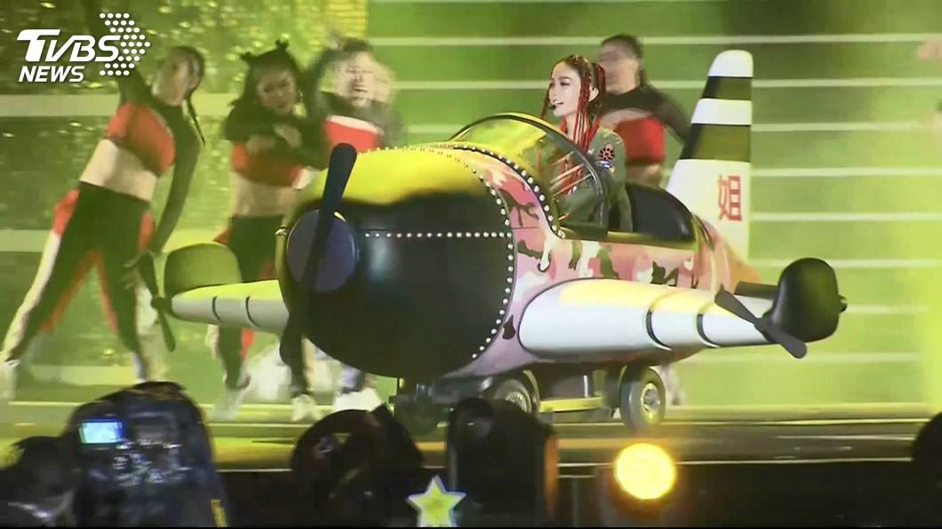 圖/TVBS資料照 遭諷退燒 謝金燕反擊曝「跨年曲目」:沒唱姐姐倒過來寫