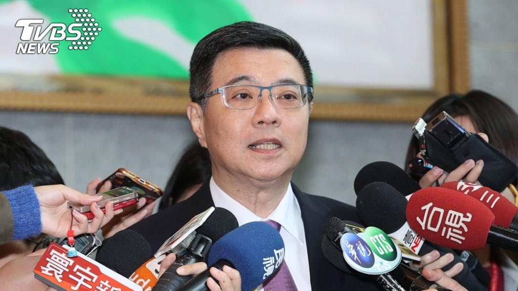 圖/中央社 談年輕選票 卓榮泰:韓吃虧、柯沒有以前強