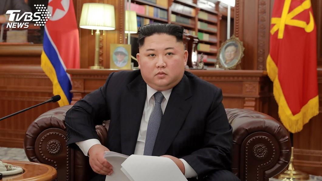 圖/達志影像美聯社 北韓官媒證實了!神祕列車是他 金正恩赴越南出席峰會