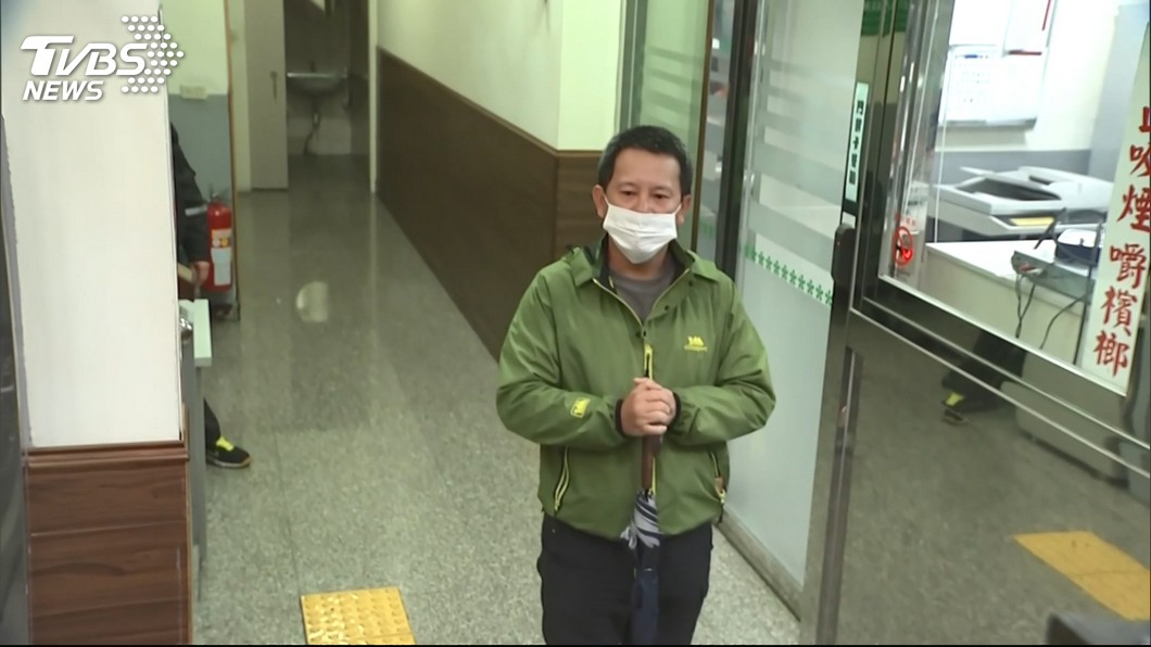 圖/TVBS 八仙塵爆15死471人傷 呂忠吉發監服刑
