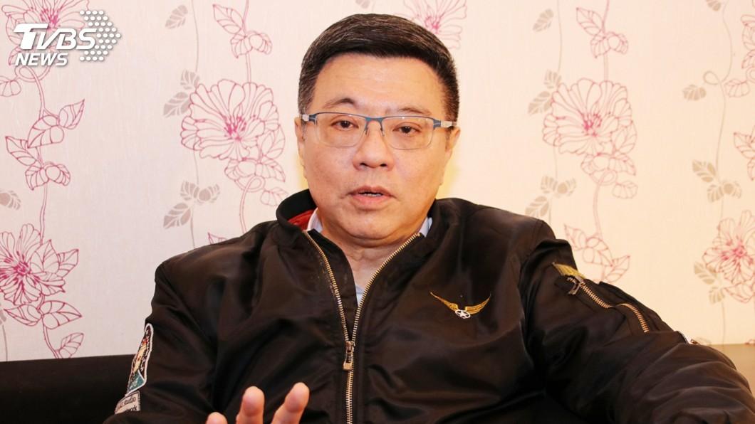圖/中央社 又搶先爆料 卓榮泰脫口「未來的其邁副院長」