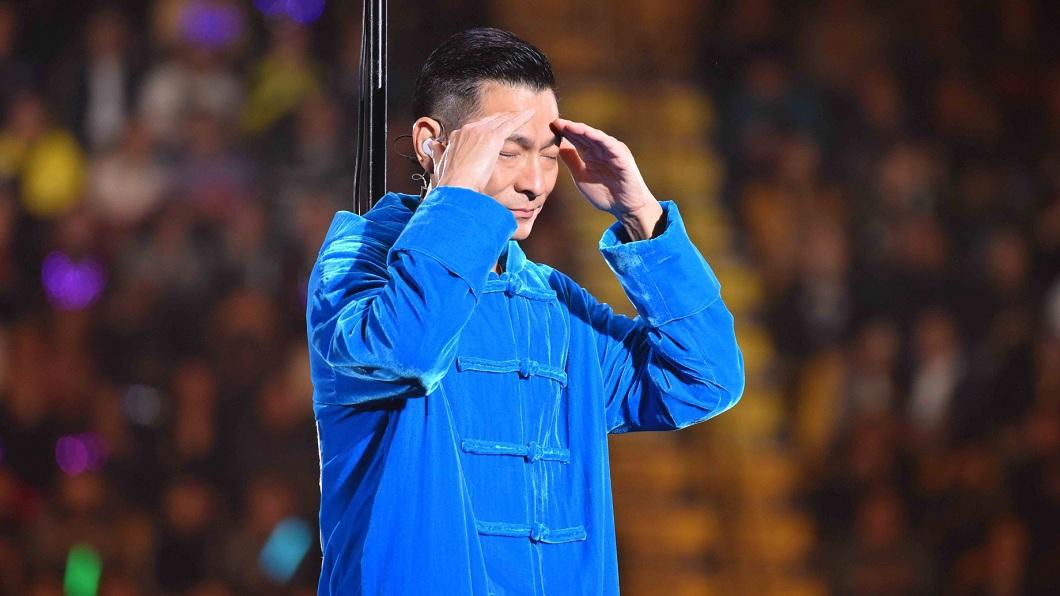 歌迷們都期盼劉德華可以好好保重身體。(圖/翻攝自My Love Andy Lau World Tour臉書粉絲團)