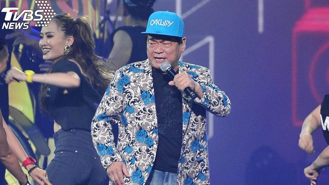 (圖/台視提供) 「嘻哈祖師爺」劉福助自爆快斷炊 80歲拚命開唱原因曝