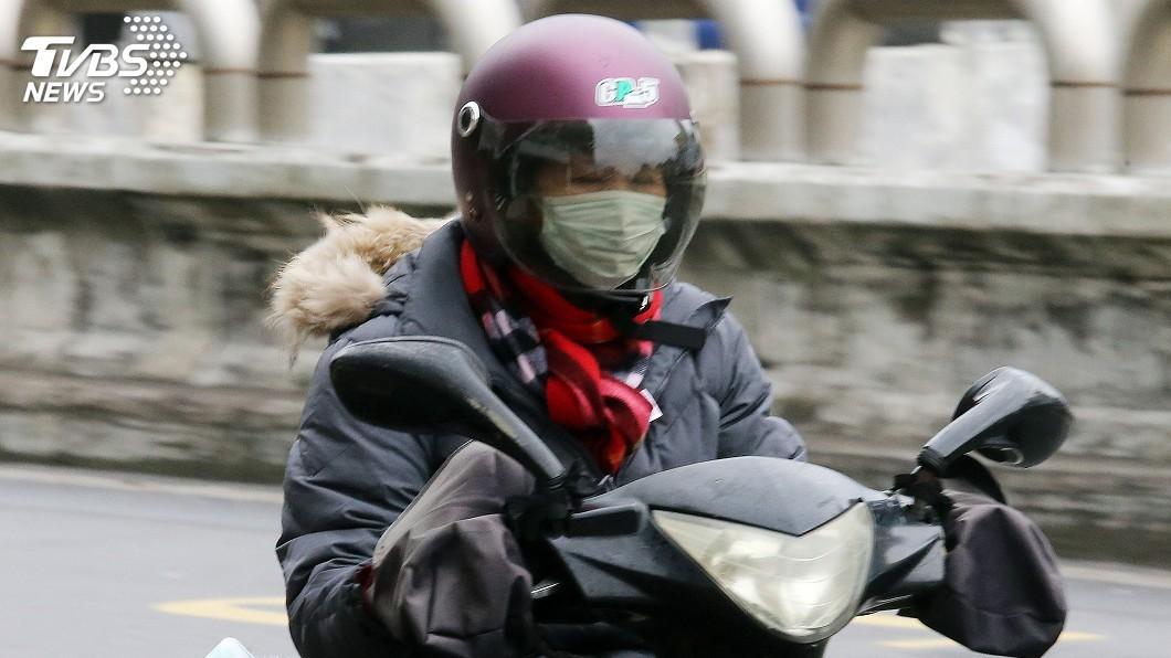 圖/中央社 北東局部短暫雨 早晚涼低溫下探16度