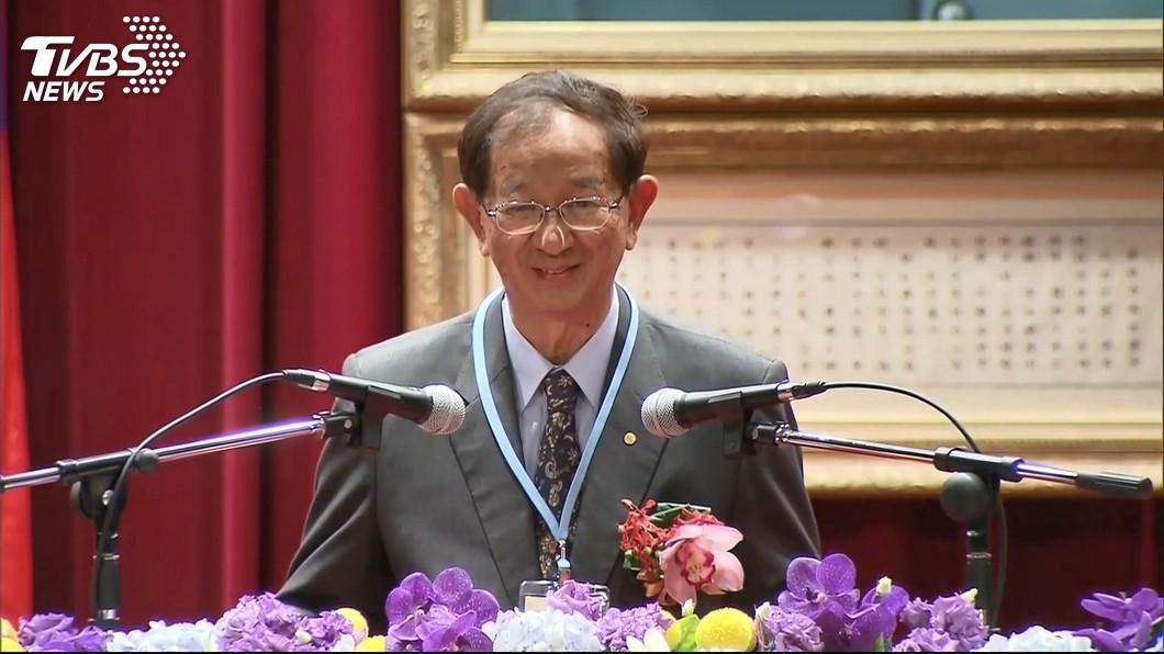 前中研院長李遠哲。圖/TVBS