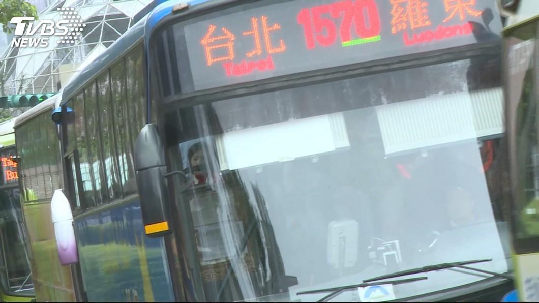 示意圖/TVBS 客運業無人申請鬆綁七休一 許銘春:很好啊