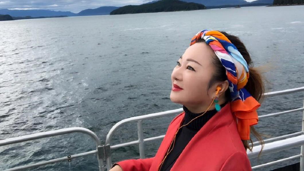 圖/翻攝自白冰冰臉書 愛河邊跳舞就想行銷高雄?她這段話點破白冰冰代言盲點